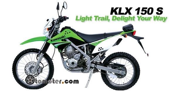 Harga Motor Kawasaki klx 150 s