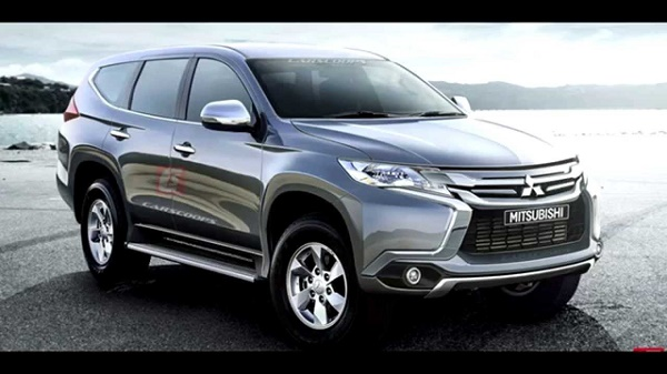 All New Mitsubishi Pajero Sport 2016