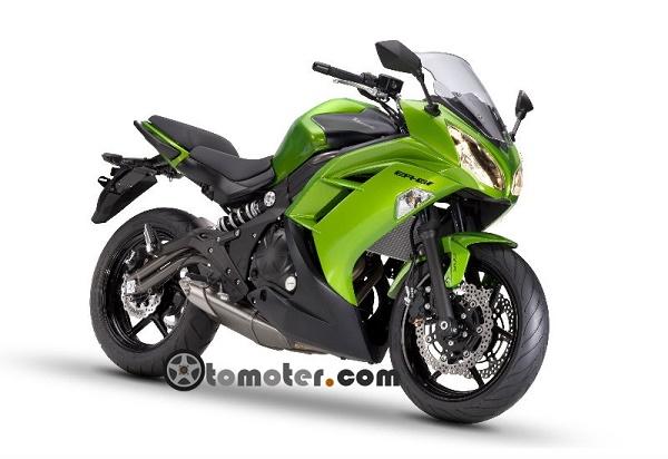 Kawasaki Ninja - er6f